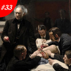 World Famous Paintings The Gross Clinic