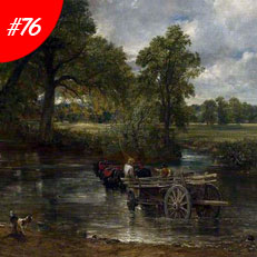 World Famous Paintings The Hay Wain