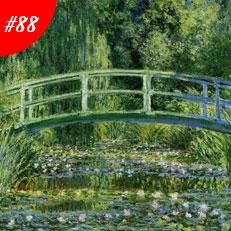 World Famous Paintings The Japanese Bridge
