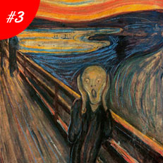 World Famous Paintings The Scream