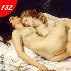 World Famous Paintings The Sleepers