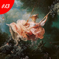 World Famous Paintings The Swing