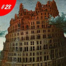 World Famous Paintings The Tower Of Babel