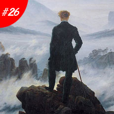 World Famous Paintings The Wanderer Above The Sea Of Fog