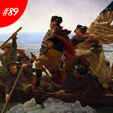 World Famous Paintings Washington Crossing The Delaware