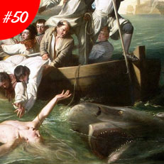 World Famous Paintings Watson And The Shark