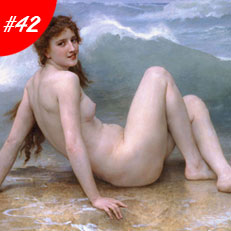 World Famous Paintings Wave