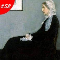 World Famous Paintings Whistlers Mother