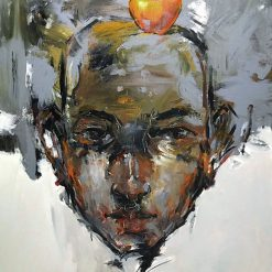 apple - artist tran ngoc bay