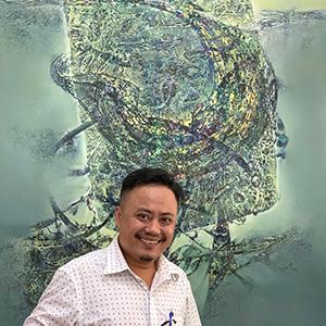 artist Nguyen Anh Duong