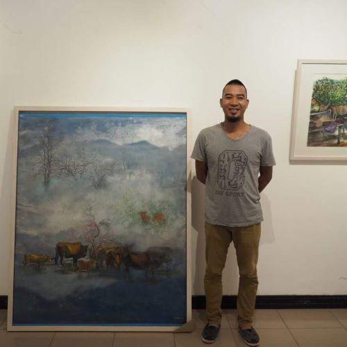 artist chu viet cuong