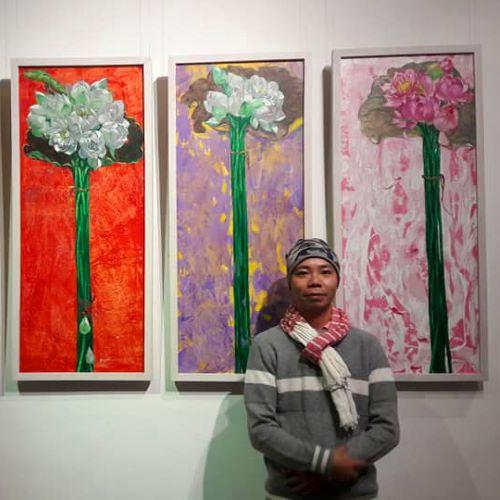 artist dinh dong