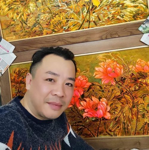 artist nguyen hong giang