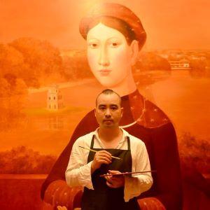 artist nguyen khac chinh