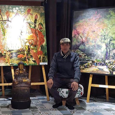 artist nguyen xuan viet