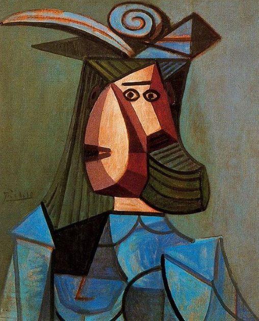 cubism artworks Picasso