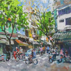 early fall, Vietnam Artists
