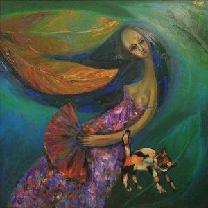 hong toc, Art Gallerry in Vietnam