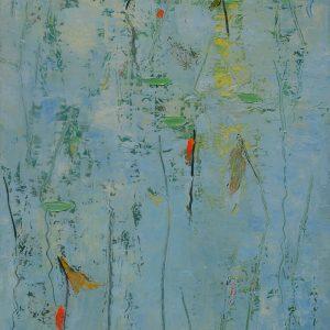 New Season II - Vietnamese Oil Paintings by Artist Dang Dinh Ngo