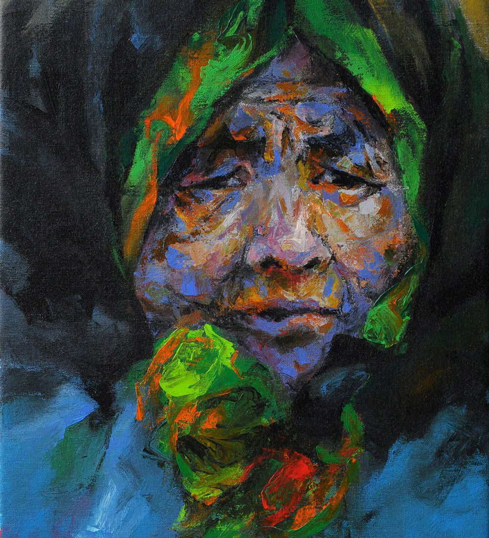 portrait 06, Vietnam Artists