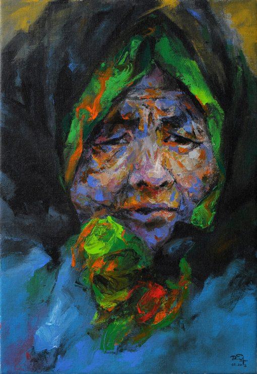 portrait 06, Vietnam Artists