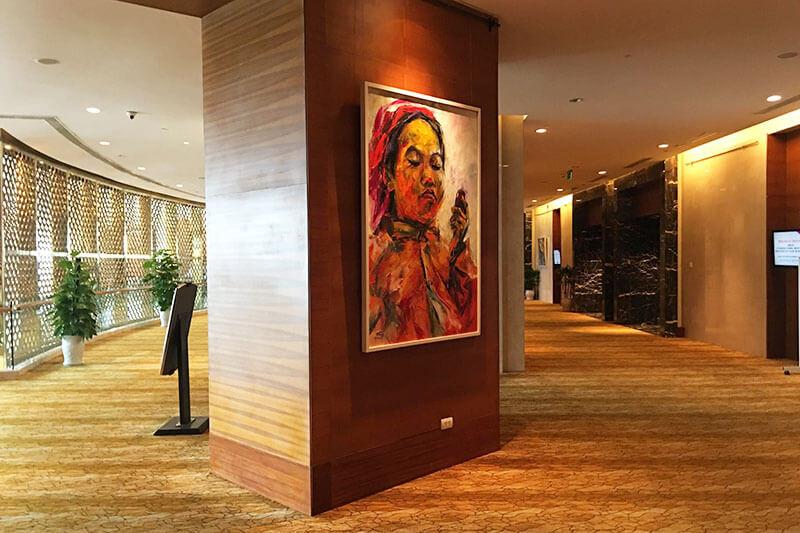 portrait paintings famous artists