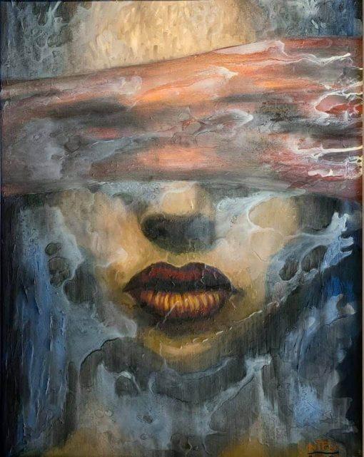 silence artist nguyen tan phagt