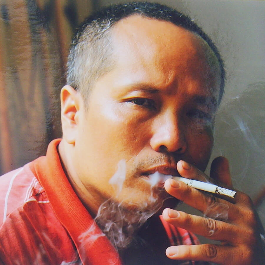 vietnamese artist dang dinh ngo